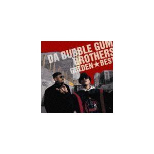 バブルガム・ブラザーズ / ゴールデン☆ベスト バブルガム・ブラザーズ [CD]|guruguru