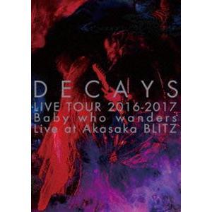 種別:DVD DECAYS 解説:日本のヴィジュアル系ロックバンド「DIR EN GREY」のDie...