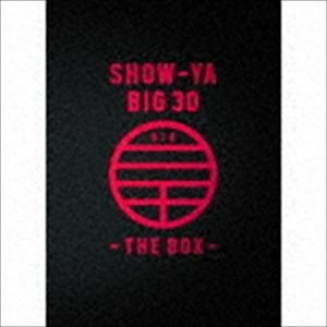 SHOW-YA / SHOW-YA BIG 30-THE BOX-(4CD+本編DVD3枚+特典DVD1枚) [CD]|guruguru