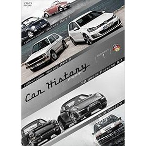 Car History GERMANY 1 [DVD]|guruguru