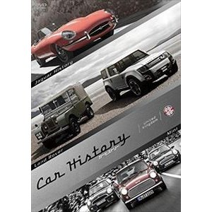 Car History United Kingdom [DVD]|guruguru