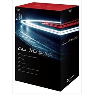 Car History BOX [DVD]|guruguru