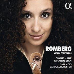 ロンベルク:ヴァイオリン協奏曲集 [CD]|ぐるぐる王国 PayPayモール店