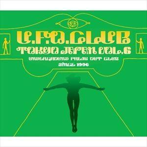 U.F.O. CLUB TOKYO JAPAN VOL.6 CD