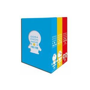 DORAEMON THE MOVIE BOX 1980-2004+TWO【スタンダード版】 [DVD]|guruguru