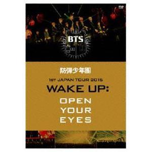 防弾少年団1st JAPAN TOUR 2015「WAKE UP:OPEN YOUR EYES」DVD [DVD]|guruguru