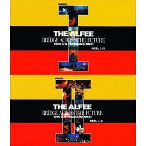 THE ALFEE/BRIDGE ACROSS THE FUTURE REELI&II [Blu-ray]|guruguru
