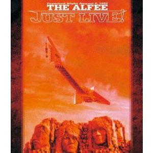 THE ALFEE/JUST LIVE! [Blu-ray]|guruguru