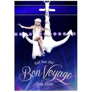 倖田來未/KODA KUMI HAll TOUR 2014〜Bon Voyage〜 [DVD]|guruguru