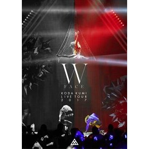 倖田來未/KODA KUMI LIVE TOUR 2017 - W FACE -(通常盤) [DVD]|guruguru