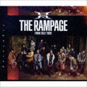 THE RAMPAGE from EXILE TRIBE / Lightning [CD]