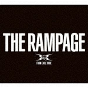 THE RAMPAGE from EXILE TRIBE / THE RAMPAGE(2CD+2DVD) [CD]|guruguru