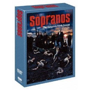 ザ・ソプラノズ 哀愁のマフィア〈フィフス・シーズン〉コレクターズ・ボックス [DVD]|guruguru