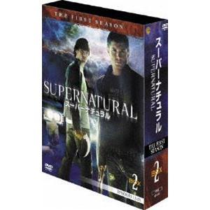 SUPERNATURAL スーパーナチュラル〈ファースト・シーズン〉DVDコレクターズ・ボックス2(5枚組) [DVD]|guruguru