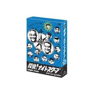 探偵!ナイトスクープDVD Vol.7&8 BOX [DVD]