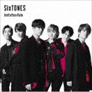 SixTONES vs Snow Man / Imitation Rain/D.D.(通常盤) [CD]