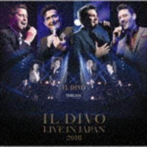 イル・ディーヴォ / イル・ディーヴォ/ライヴ・アット・武道館 2018(通常盤/Blu-specCD2+DVD) [CD] guruguru