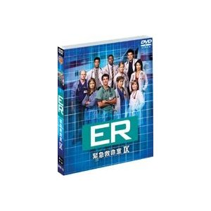 ER 緊急救命室〈ナイン〉セット2【DISC4〜6】(期間限定) ※再発売 [DVD]|guruguru