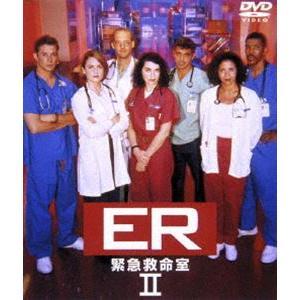 ER 緊急救命室〈セカンド〉セット1【DISC1〜3】(期間限定)※再発売 [DVD]|guruguru