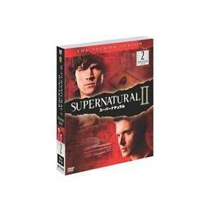 SUPERNATURAL II スーパーナチュラル〈セカンド〉セット2 [DVD]|guruguru