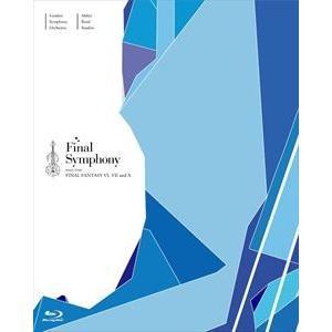 Final Symphony - music from FINAL FANTASY VI,VII and X【映像付サントラ/Blu-ray Disc Music】 [ブルーレイ・オーディオ]|guruguru