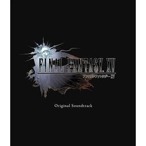 FINAL FANTASY XV Original Soundtrack【映像付サントラ/Blu-ray Disc Music/通常盤】 [ブルーレイ・オーディオ]|guruguru