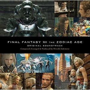 FINAL FANTASY XII THE ZODIAC AGE Original Soundtrack 通常盤【映像付サントラ/Blu-ray Disc Music】 [ブルーレイ・オーディオ]|guruguru