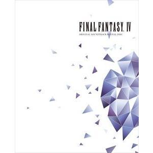 FINAL FANTASY IV Original Soundtrack Revival Disc【映像付サントラ/Blu-ray Disc Music】 [ブルーレイ・オーディオ]|guruguru