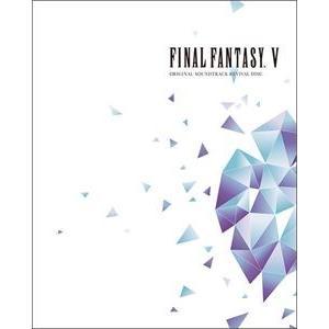 FINAL FANTASY V ORIGINAL SOUNDTRACK REVIVAL DISC【映像付サントラ/Blu-ray Disc Music】 [ブルーレイ・オーディオ]|guruguru