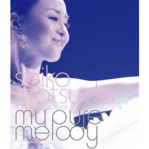 松田聖子/seiko matsuda concert tour 2008 my pure melody [Blu-ray]|guruguru