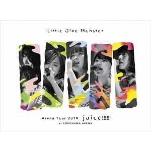 Little Glee Monster Arena Tour 2018 -juice !!!!!- at YOKOHAMA ARENA(初回生産限定盤) [Blu-ray]|guruguru