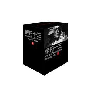 伊丹十三 FILM COLLECTION Blu-ray BOX I [Blu-ray] guruguru