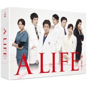 A LIFE〜愛しき人〜 Blu-ray BOX [Blu-ray] guruguru