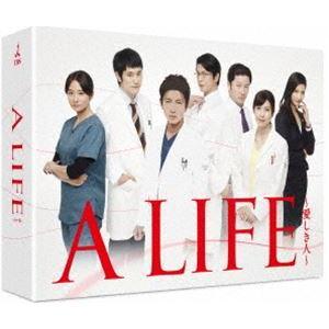 A LIFE〜愛しき人〜 DVD-BOX [DVD] guruguru