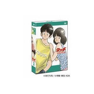 タッチ DVD COLLECTION 3 [DVD]|guruguru