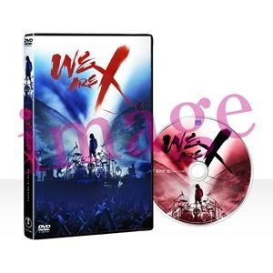 WE ARE X DVD スタンダード・エディション [DVD]|guruguru