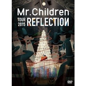 Mr.Children/REFLECTION{Live&Film} [DVD]|guruguru