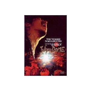 長渕剛/TSUYOSHI NAGABUCHI LIVE'92 JAPAN IN Tokyo DOME DVD