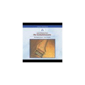 トレヴァー・ピノック(cemb、cond) / J.S.バッハ: チェンバロ協奏曲全集 ※再発売 [CD]
