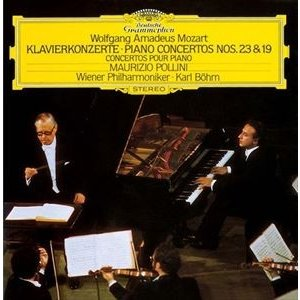 マウリツィオ・ポリーニ / モーツァルト:ピアノ協奏曲第19番・第23番 [スーパーオーディオCD]|ぐるぐる王国 PayPayモール店
