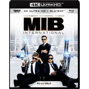 メン・イン・ブラック:インターナショナル 4K ULTRA HD & ブルーレイセット [Ultra HD Blu-ray]|guruguru