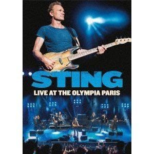 スティング/ライヴ・アット・オランピア、パリ [DVD] guruguru