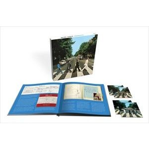 ザ・ビートルズ / アビイ・ロード【50周年記念スーパー・デラックス・エディション】(完全生産限定盤/3SHM-CD+Blu-ray Audio) (初回仕様) [CD]