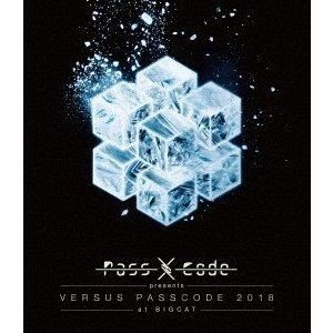 PassCode presents VERSUS PASSCODE 2018 at BIGCAT [Blu-ray]|guruguru