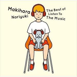 槇原敬之 / The Best of Listen To The Music(初回限定盤/SHM-C...