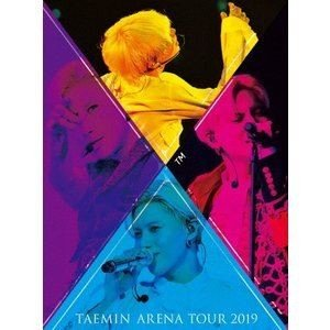 TAEMIN ARENA TOUR 2019 〜XTM〜(初回限定盤) [Blu-ray]