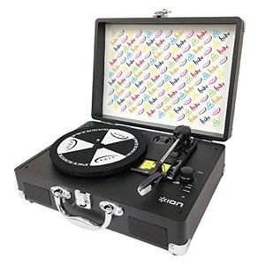 hide Vinyl Motion Portable Suitcase Turntable【完全受注生産】|guruguru