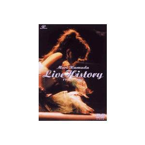 浜田麻里/Mari Hamada Live History 1985〜1992 [DVD]|guruguru