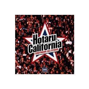 サザンオールスターズ/HOTARU CALIFORNIA [DVD]|guruguru