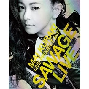 "倉木麻衣/Mai Kuraki Live Project 2017 ""SAWAGE☆LIVE"" [Blu-ray]|guruguru"